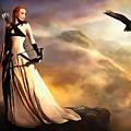 The,archer, by Balerante Pedes