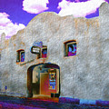 Theater Night Mesilla by Kurt Van Wagner