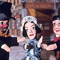 Theater: Puppet Characters by Granger