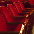 Theater Seating by Carolyn Marshall