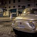 The Fiat 500 by Valerio Poccobelli