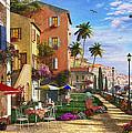 Themed Terrace by Dominic Davison
