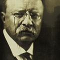 Theodore Roosevelt 1915 by Artistic Panda