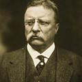 Theodore Roosevelt by Artistic Panda