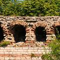 Theodosian Walls - View 13 by Bob Phillips