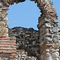 Theodosian Walls - View 17 by Bob Phillips