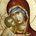 Theotokos by Julia Bridget Hayes