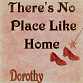 There's No Place Like Home by Dan Sproul