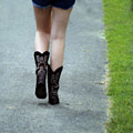These Boots Are Made For Walking by Steven Digman