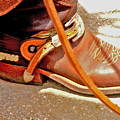 These Boots Were Made For Riding by Donna Thomas