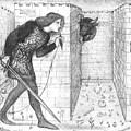 Theseus by BurneJones Edward