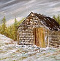 Thewoodshed by Norman F Jackson