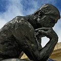 Thinker by Michael McFerrin