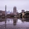 Third Ave. Bridge by Doug Wallick