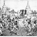 Third Burmese War, 1885 by Granger