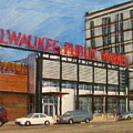 Third Ward - Milwaukee Public Market by Anita Burgermeister