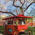 Third Ward - Popcorn Wagon by Anita Burgermeister