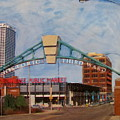 Third Ward Arch Over Public Market by Anita Burgermeister