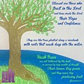 """This Is What The Lord Says: """"cursed by LIFT Women's Ministry designs --by Julie Hurttgam"""