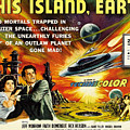 This Island Earth, Faith Domergue, Rex by Everett
