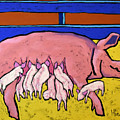 This Little Piggie by David Hinds