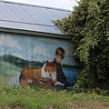 This Old Barn 3 by Ella Kaye Dickey
