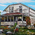 This Old House 2 by Marilyn  McNish
