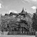 This Old House In Black And White by Kathy Baccari