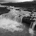 Thofafoss Waterfall Iceland 1538 by Bob Neiman
