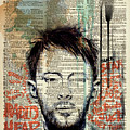 Thom Yorke by Art Popop