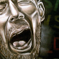 Thom Yorke by Zach Zwagil