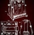 Thomas A. Edison Jr. Toaster Patent 1933 2 by Nishanth Gopinathan