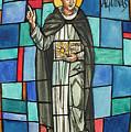 Thomas Aquinas Italian Philosopher by Photo Researchers
