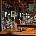 Thomas Edison Lab, #3 by Ron Long