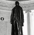 Thomas Jefferson Memorial by Brandon Bourdages