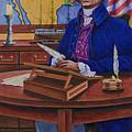 Thomas Jefferson by Michael Frank