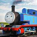Thomas The Train by Paul W Faust -  Impressions of Light