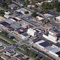 Thomasville Nc Aerial by Robert Ponzoni