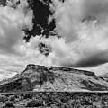 Thompson Springs Gathering Thunderstorm - Utah by Gary Whitton