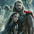 Thor 2 The Dark World 2013 by Rose Lynn