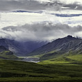 Thorofare River Valley Alaska by Teresa A and Preston S Cole Photography