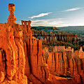 Thor's Hammer Bryce Canyon National Park by Ed  Riche