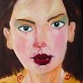 Those Lips Those Eyes by Irit Bourla