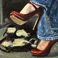 Those Shoes by Edward Mallory