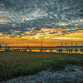 Those Southern Sunsets by Yvette Wilson