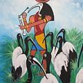 Blaa Kattproduksjoner         Thoth - What's With The Sombrero by Sigrid Tune