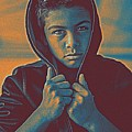 Thoughtful Youth 11 by Celestial Images