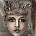 Thoughts Fantasy by Alla Kolerskaya