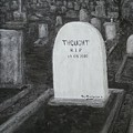 Thoughts  Silent As The Grave by Alex Mortensen