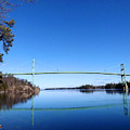 Thousand Islands Bridge by Samuel Forestell Photography